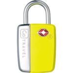 GO Travel Glo Sentry Lock Yellow GO338 - 1