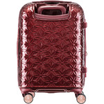 Samsonite Theoni Small/Cabin 55cm Hardside Suitcase Red 10433 - 1
