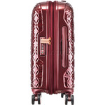 Samsonite Theoni Small/Cabin 55cm Hardside Suitcase Red 10433 - 3