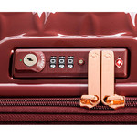 Samsonite Theoni Small/Cabin 55cm Hardside Suitcase Red 10433 - 5