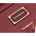 Samsonite Theoni Small/Cabin 55cm Hardside Suitcase Red 10433 - 8