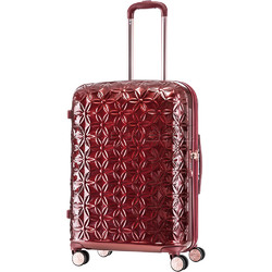 Samsonite Theoni Medium 66cm Hardside Suitcase Red 10435