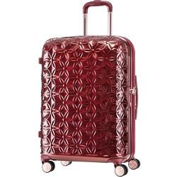 Samsonite Theoni Large 75cm Hardside Suitcase Red 10436