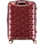 Samsonite Theoni Medium 66cm Hardside Suitcase Red 10435 - 1