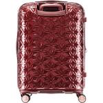 Samsonite Theoni Hardside Suitcase Set of 3 Red 10436, 10435, 10433 with FREE Samsonite Luggage Scale 34042 - 1