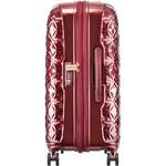 Samsonite Theoni Hardside Suitcase Set of 3 Red 10436, 10435, 10433 with FREE Samsonite Luggage Scale 34042 - 2