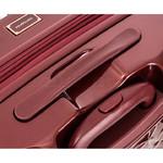 Samsonite Theoni Hardside Suitcase Set of 3 Red 10436, 10435, 10433 with FREE Samsonite Luggage Scale 34042 - 5