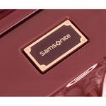 Samsonite Theoni Hardside Suitcase Set of 3 Red 10436, 10435, 10433 with FREE Samsonite Luggage Scale 34042 - 7
