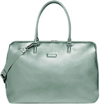 Lipault Miss Plume Medium Weekend Bag Aqua Green 10831