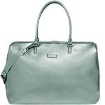 Lipault Miss Plume Medium Weekend Bag Aqua Green 10831
