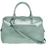 Lipault Miss Plume Medium Bowling Bag FL Aqua Green 10834 - 2