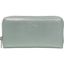Lipault Miss Plume Zip Around Wallet Aqua Green 03036