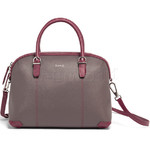 Lipault Variation Boston Bag Grey 12428