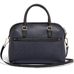 Lipault Variation Boston Bag Navy 12428 - 2