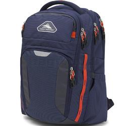 "High Sierra Autry 15.6"" Laptop & Tablet Backpack Redline Trim 05159"