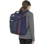 "High Sierra Autry 15.6"" Laptop & Tablet Backpack Redline Trim 05159 - 3"