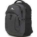 """High Sierra Jarvis 16.4"""" Laptop & Tablet Backpack Black 05182"""