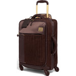 Lipault X Jean Paul Gaultier Small/Cabin 55cm Softside Suitcase Burgundy 12376