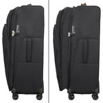 Samsonite Spark Eco Large 79cm Softside Suitcase Eco Black 15762 - 3