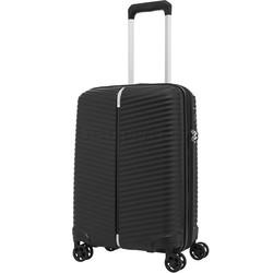 Samsonite Varro Small/Cabin 55cm Hardside Suitcase Black 12419