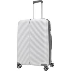 Samsonite Varro Medium 68cm Hardside Suitcase White 12420