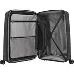 Samsonite Varro Small/Cabin 55cm Hardside Suitcase Black 12419 - 6