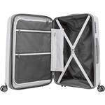 Samsonite Varro Large 75cm Hardside Suitcase White 12421 - 5