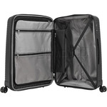 Samsonite Varro Large 75cm Hardside Suitcase Black 12421 - 6