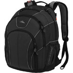 "High Sierra Academy RFID Blocking 15.6"" Laptop Backpack Black 56787"