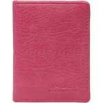 Vault Ladies' PU RFID Blocking Slimline Credit Card Holder Pink W1013