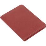 Vault Ladies' PU RFID Blocking Slimline Credit Card Holder Red W1013 - 3