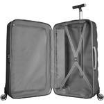 Samsonite Firelite Hardside Suitcase Set of 3 Charcoal 72001, 72003, 72004 with FREE Samsonite Luggage Scale 34042 - 2
