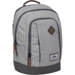 "High Sierra Moyer 15.6"" Laptop & Tablet Backpack Grey 05413"