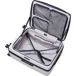 Lojel Cubo Extra Large 78cm Hardside Suitcase White JCU78 - 5