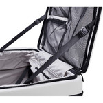 Lojel Cubo Extra Large 78cm Hardside Suitcase White JCU78 - 6