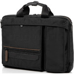 "Samsonite Red Balot 14.1"" Laptop & Tablet Slim Briefcase Black 16574"