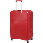 American Tourister Curio Hardside Suitcase Set of 3 Magma Red 87999, 86229, 86230 with FREE Samsonite Luggage Scale 34042 - 1