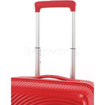 American Tourister Curio Hardside Suitcase Set of 3 Magma Red 87999, 86229, 86230 with FREE Samsonite Luggage Scale 34042 - 5