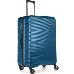 Antler Viva Large 80cm Hardside Suitcase Teal 45015