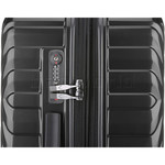 Antler Viva Large 80cm Hardside Suitcase Aubergine 45015 - 4