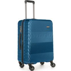 Antler Viva Medium 68cm Hardside Suitcase Teal 45016