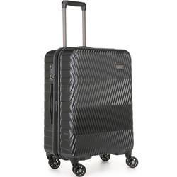 Antler Viva Medium 68cm Hardside Suitcase Charcoal 45016