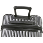 Antler Viva Medium 68cm Hardside Suitcase Aubergine 45016 - 5