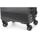 Antler Viva Medium 68cm Hardside Suitcase Aubergine 45016 - 6