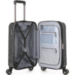 Antler Viva Small/Cabin 56cm Hardside Suitcase Charcoal 45019 - 3