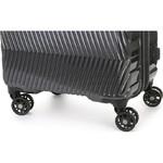 Antler Viva Small/Cabin 56cm Hardside Suitcase Charcoal 45019 - 6