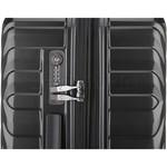 Antler Viva Hardside Suitcase Set of 3 Aubergine 45015, 45016, 45019 with FREE GO Travel Luggage Scale G2006 - 4
