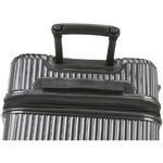 Antler Viva Hardside Suitcase Set of 3 Aubergine 45015, 45016, 45019 with FREE GO Travel Luggage Scale G2006 - 5