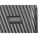 Antler Viva Hardside Suitcase Set of 3 Aubergine 45015, 45016, 45019 with FREE GO Travel Luggage Scale G2006 - 7