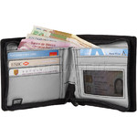 Pacsafe RFIDsafe Z100 RFID Blocking Bi-Fold Wallet Black 10605 - 2